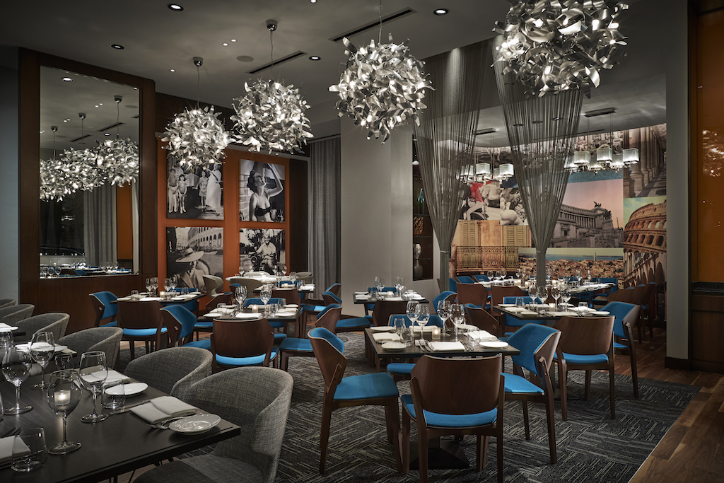 Bibiana Reopens in Penn Quarter with a New Chef and Fresh Look
