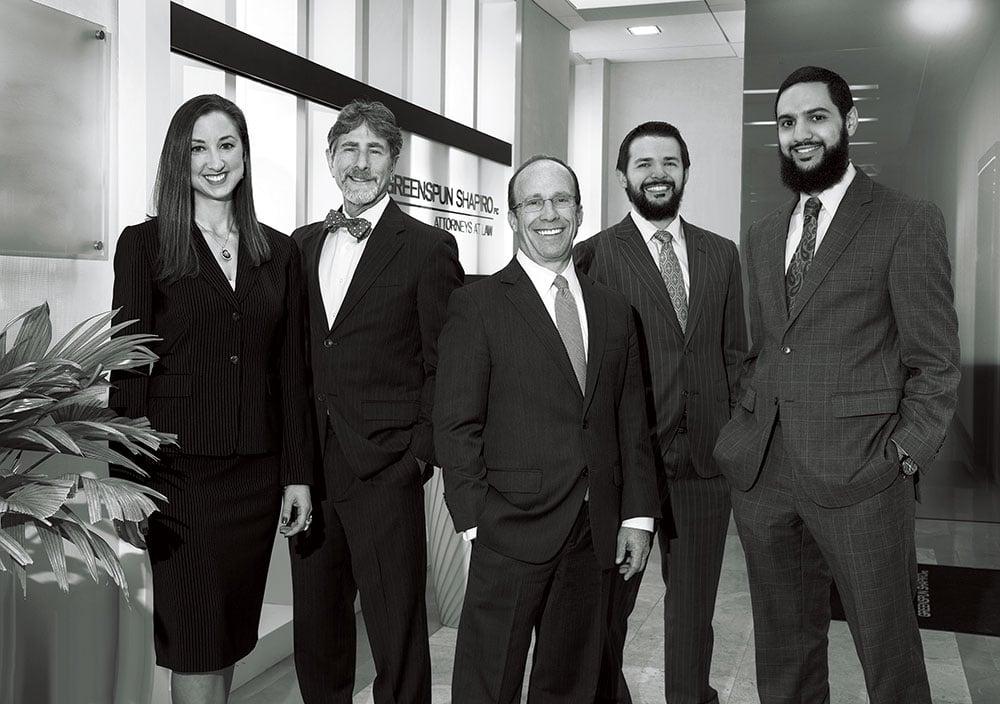 Greenspun Shapiro PC - Industry Leader in Criminal Defense