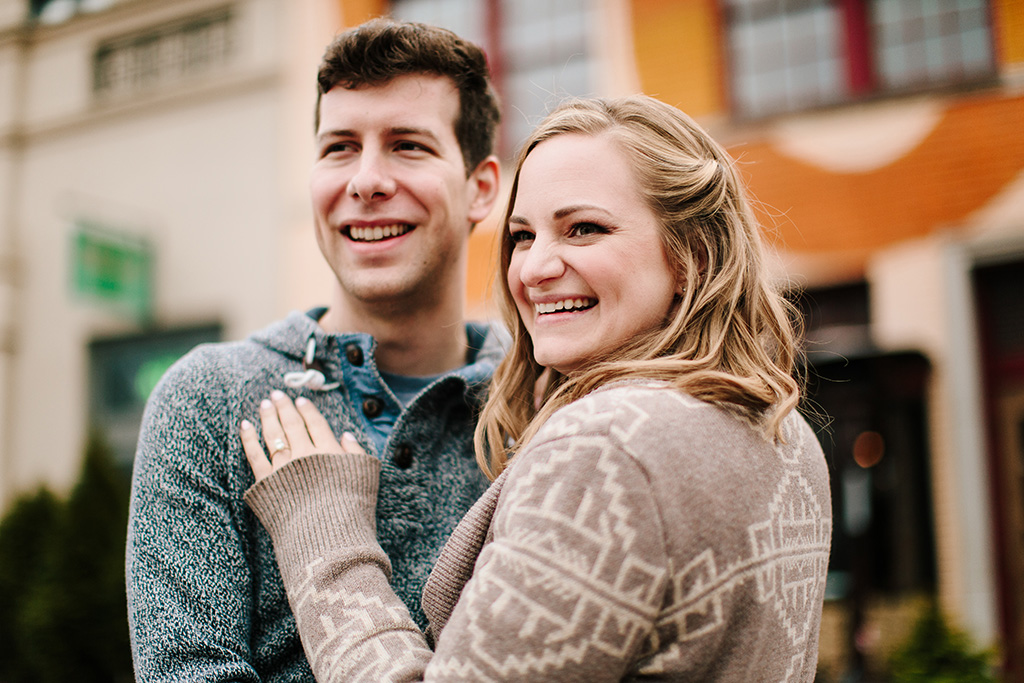 katie test dan davis eastern market engagement shoot grocery store engagement shoot washingtonians love their grocery stores