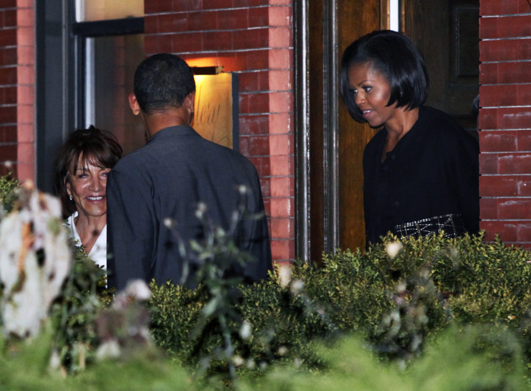 Michelle Obama, birthday, Restaurant Nora