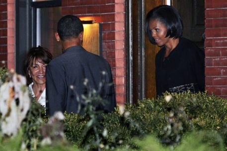 It's Michelle Obama's Birthday. Here Are All the DC Restaurants Where She's Celebrated.