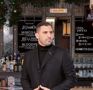 How a Nightclub Doorman/Model Became a DC Restaurateur, Real Estate Player, and Bookstore Owner