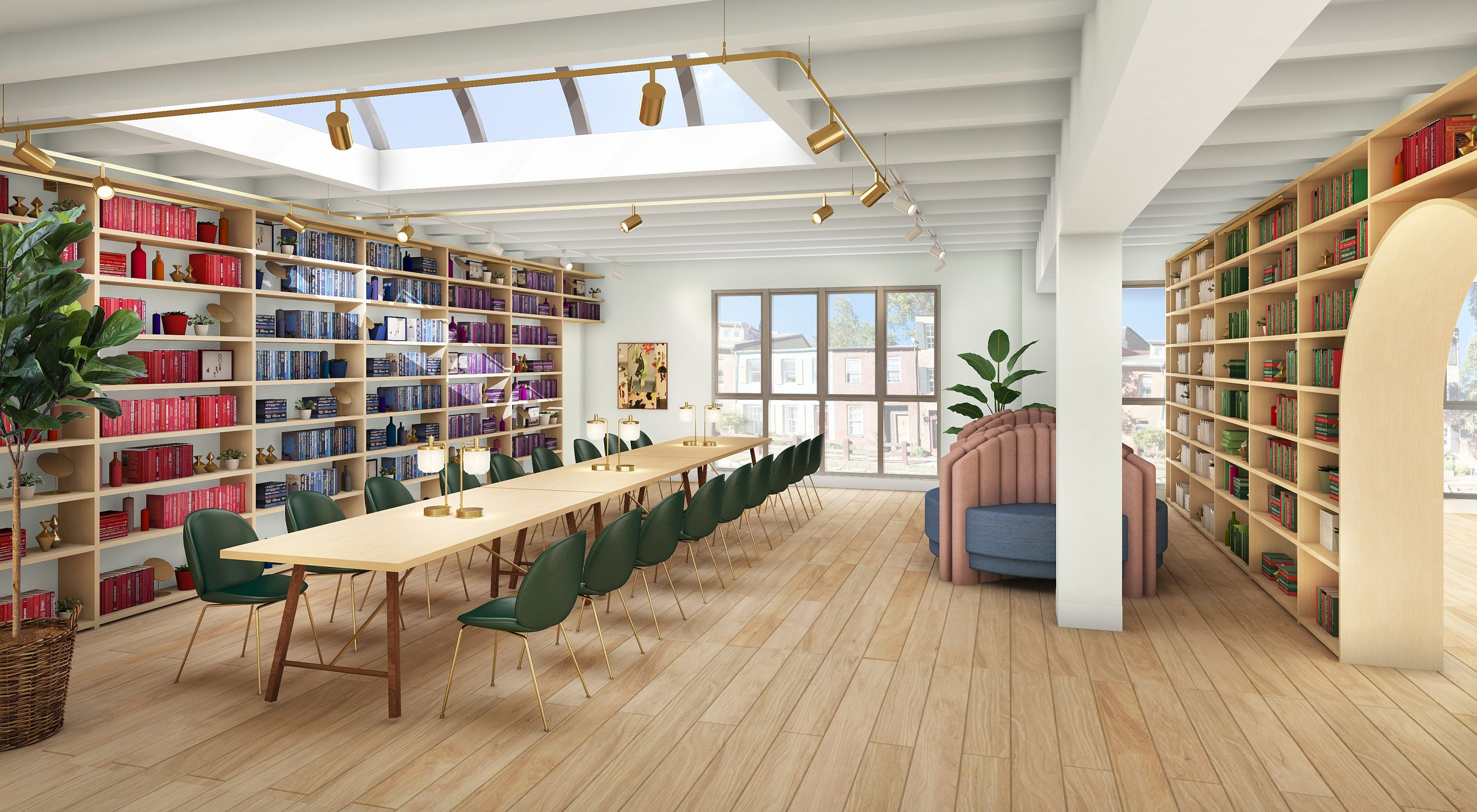 A First Look At The Wing, The Ultra-Chic Women's Coworking