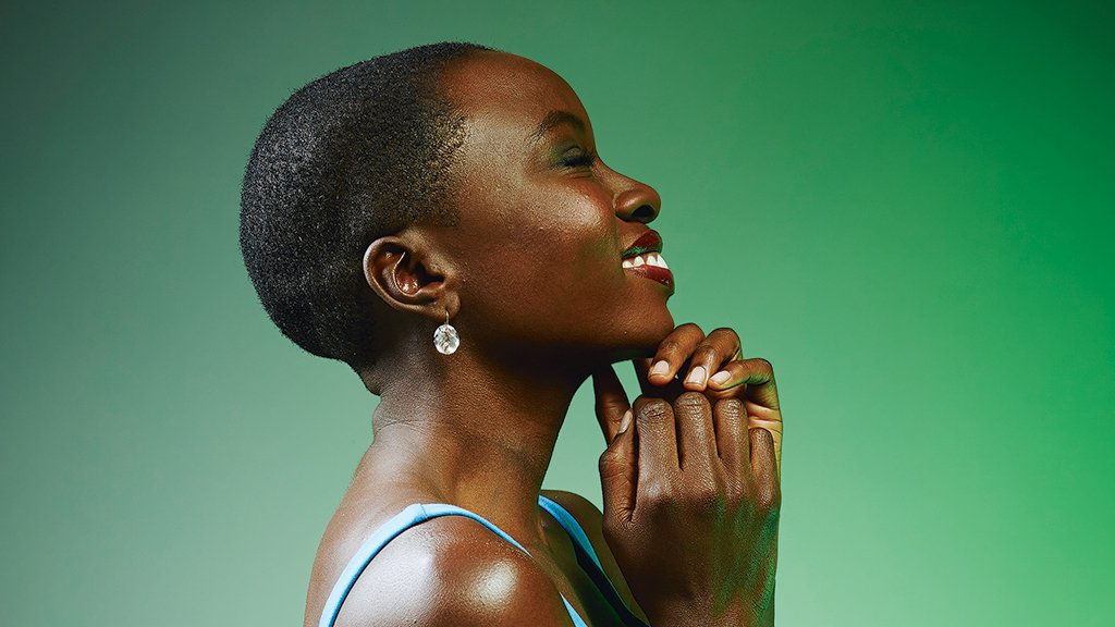 Writer Danai Gurira. Photograph by MJ Kim/Getty Images.