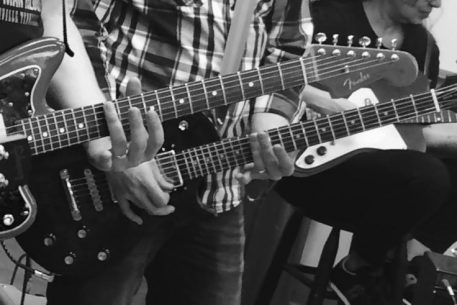 "Get Run Over by ""Music for 100 Guitars"" at the 9:30 Club This Weekend"