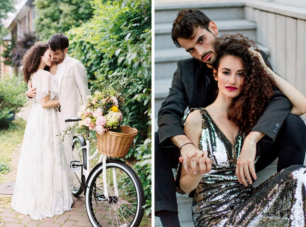 A Couple Recreated Their Favorite Dates in Old Town Alexandria, And ...