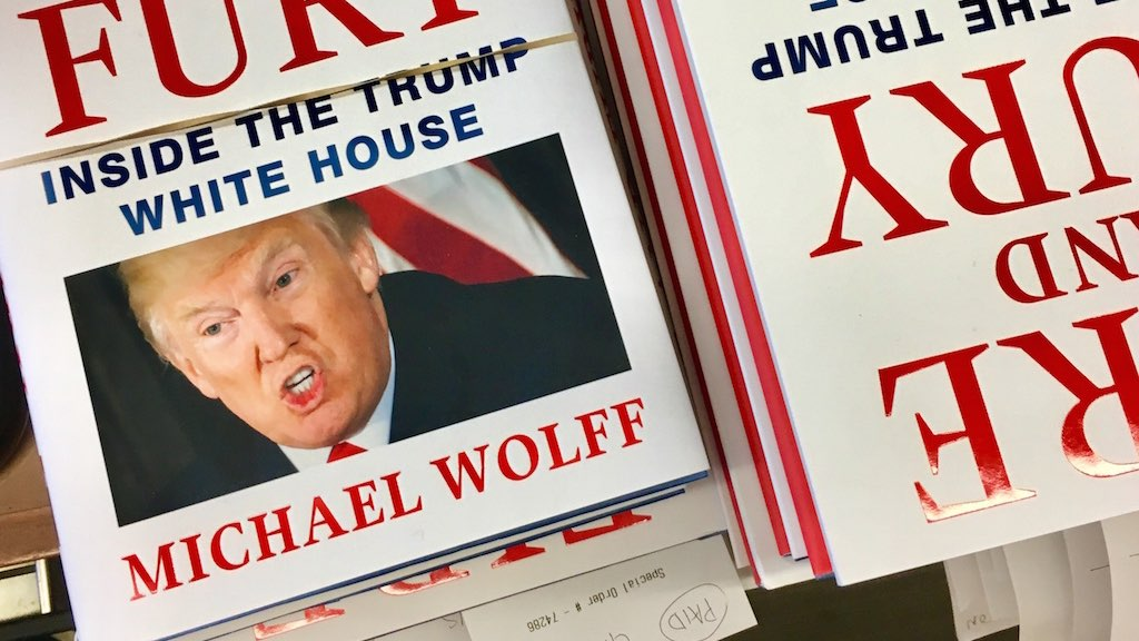 Fire and Fury Politics and Prose