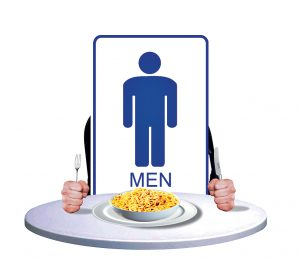 Not Invited to Our Next Dinner Party: Men