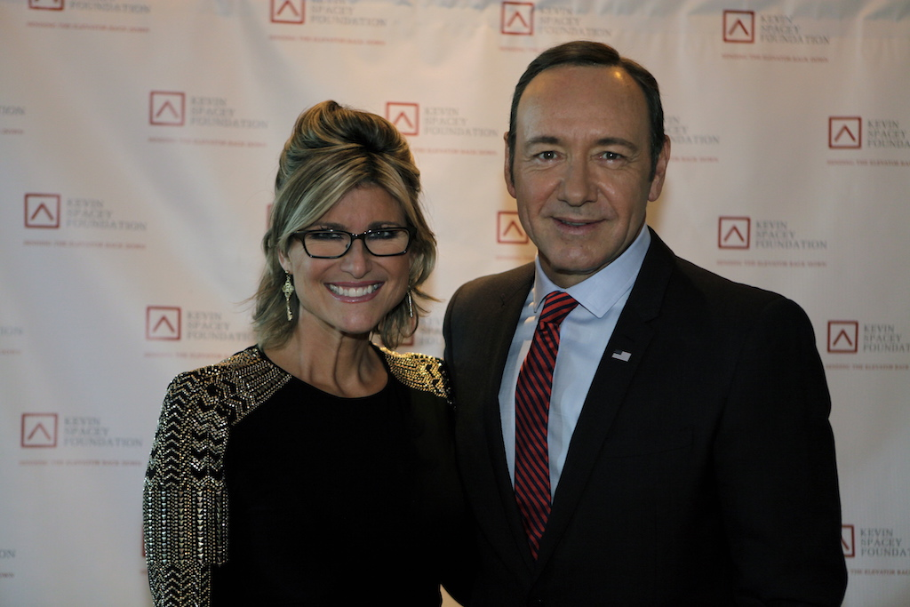 Kevin Spacey DC 2013