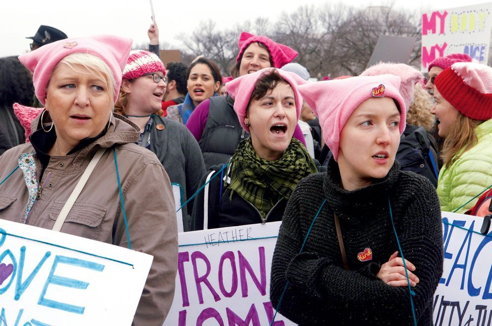 MAP: Where to Make Signs, Meet Up, and Get Hot Chocolate for the Women's March 2018