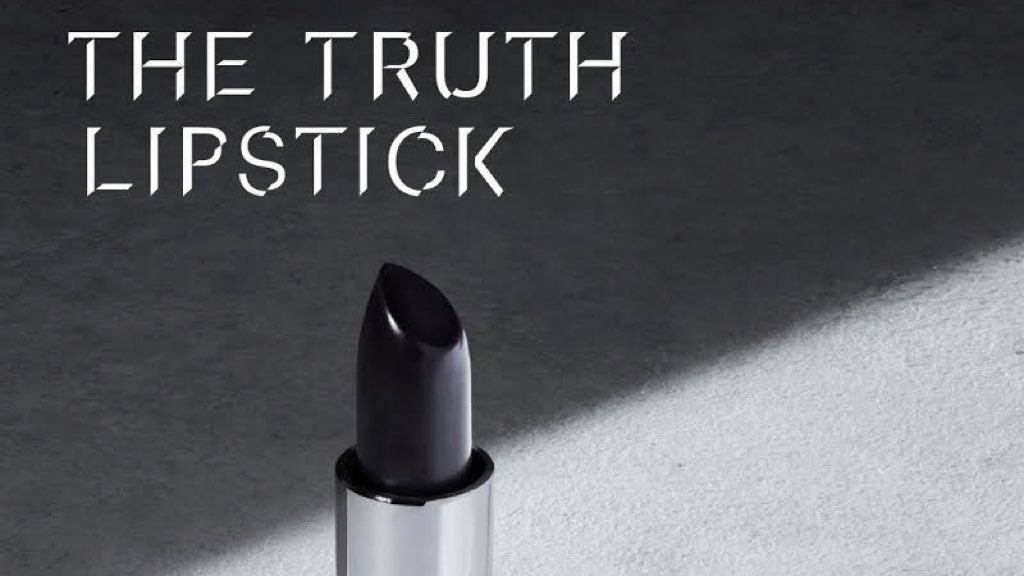 washington post lipstick