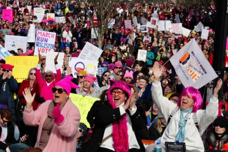 PHOTOS: The 2018 DC Women's March Drew Thousands to the Mall