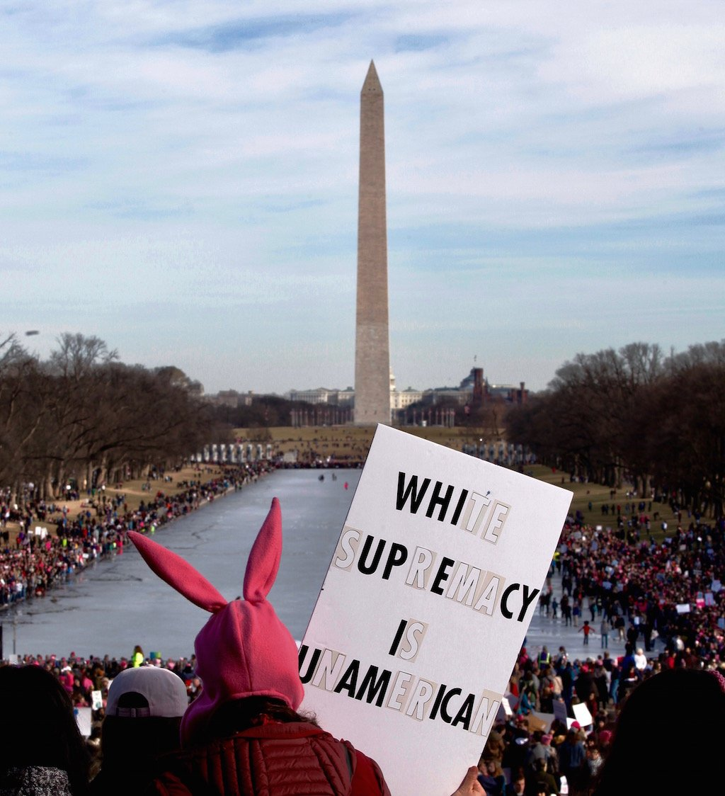 DC Womens March 2018