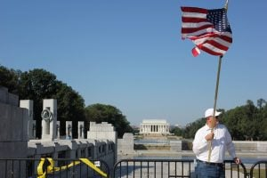 Government Says Mall and Monuments Will Be Open During a Shutdown, Sort Of