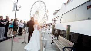 All Aboard: This Multi-Part Wedding Featured a Family-Only Ceremony and A Party on A Yacht