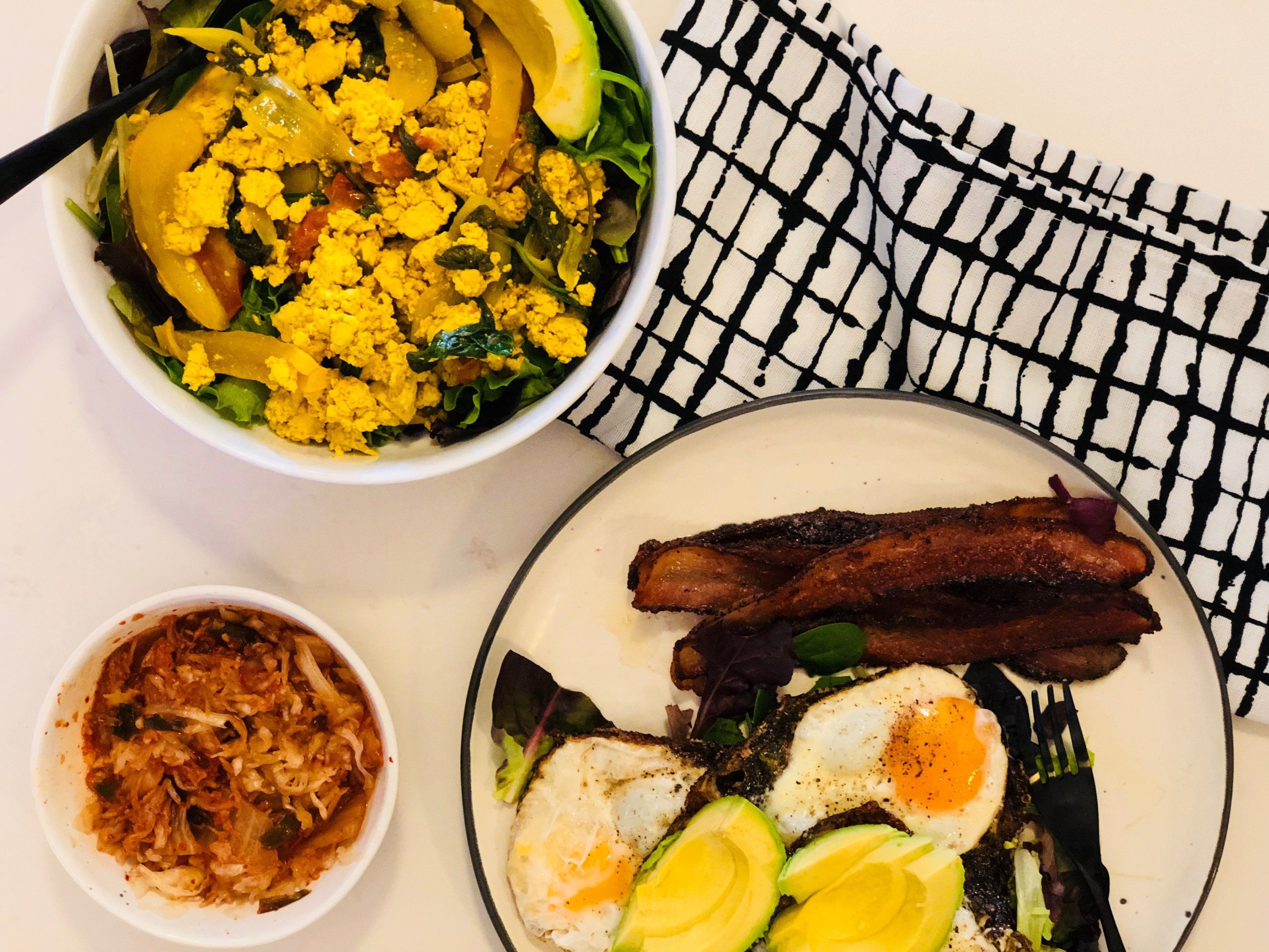 She's Vegan, He's Paleo-ish: What The Couple Behind Vegetable + Butcher Eats In A Day images 1
