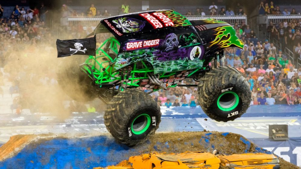 Things to Do in DC This Weekend (January 25-28): Monster Jam, the Re-Opening of the Black Cat, and SpyFest