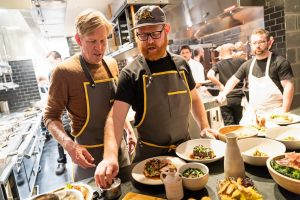 What You'll Be Eating and Drinking at Chef Spike Gjerde's Hotly Anticipated A Rake's Progress