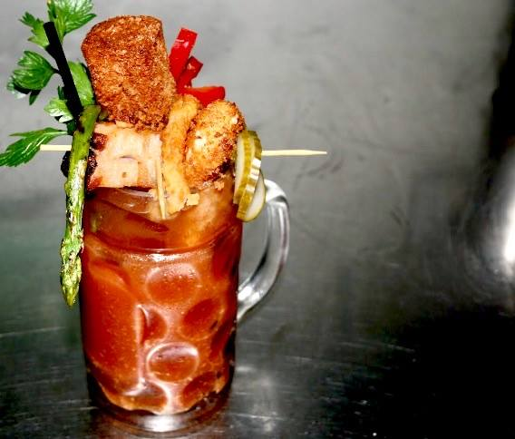 6 Bloody Marys with Crazy Delicious Garnishes images 2