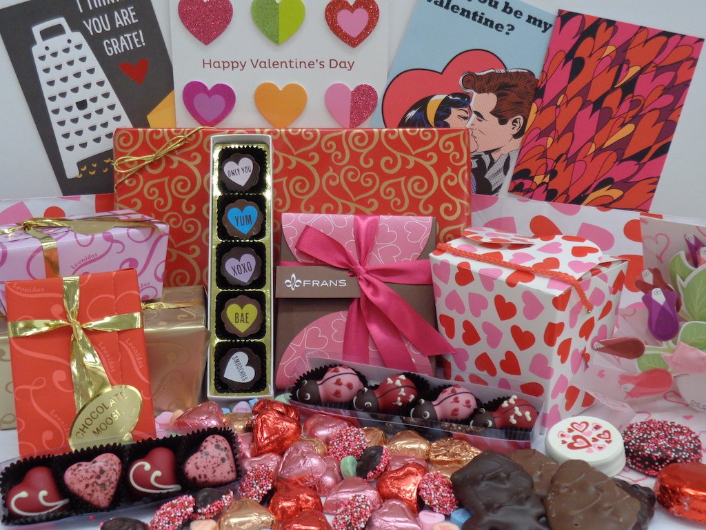 The Best Places for Valentine's Day Chocolate Around DC