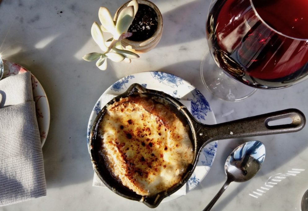 French onion soup DC