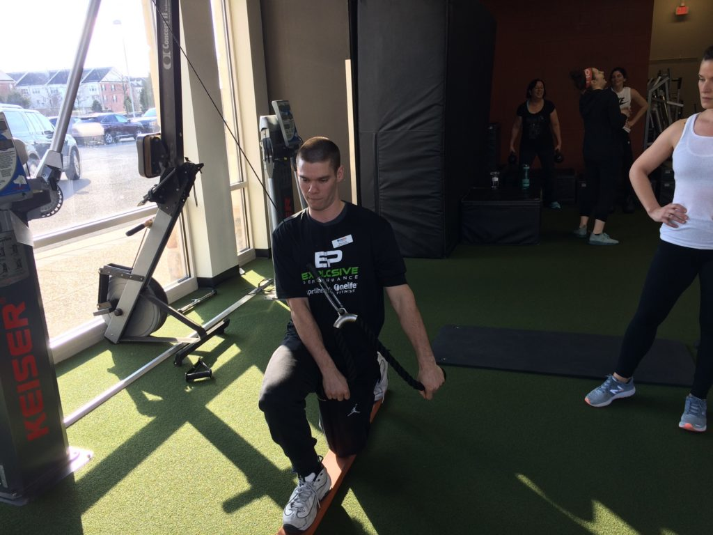 Explosive Performance at Onelife Fitness Brambleton