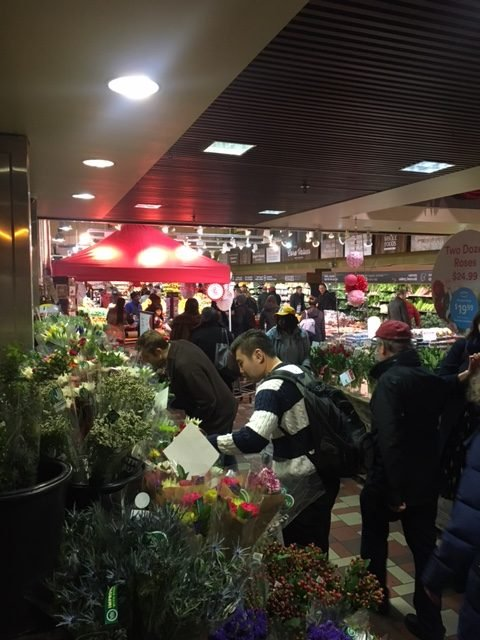 Here Are the Flowers People Bought at Whole Foods on Valentine's Day