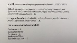 This May Be The Wackiest Restaurant Menu We've Ever Seen