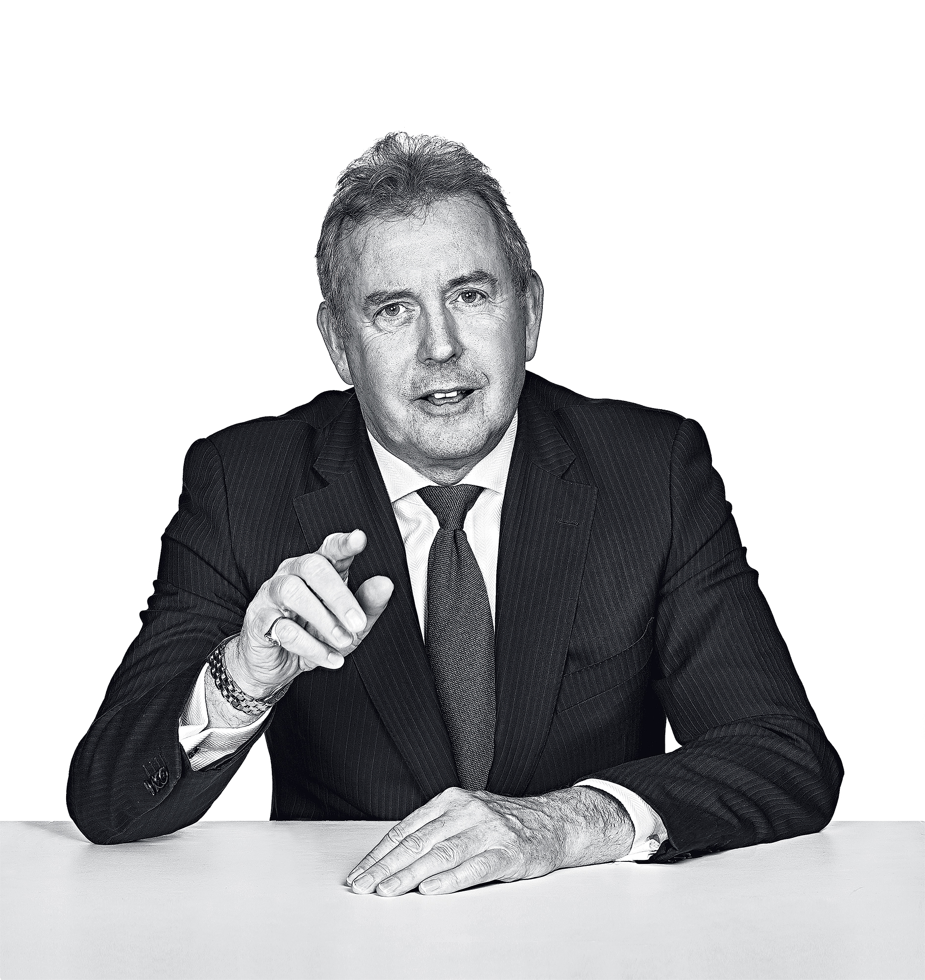 British ambassador Kim Darroch. Photograph by Jeff Elkins.