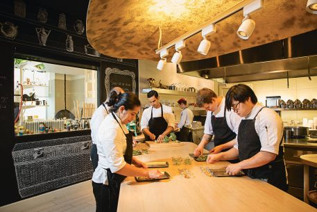 Minibar Loses Its Head Chef (Updated)
