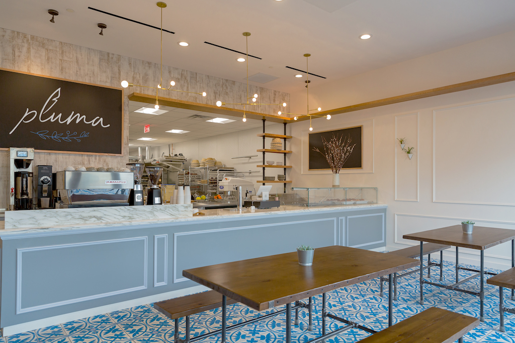 Find Croissants And RomanStyle Pizzas At This New Artisan Bakery Fascinating Bakery Kitchen Design Style