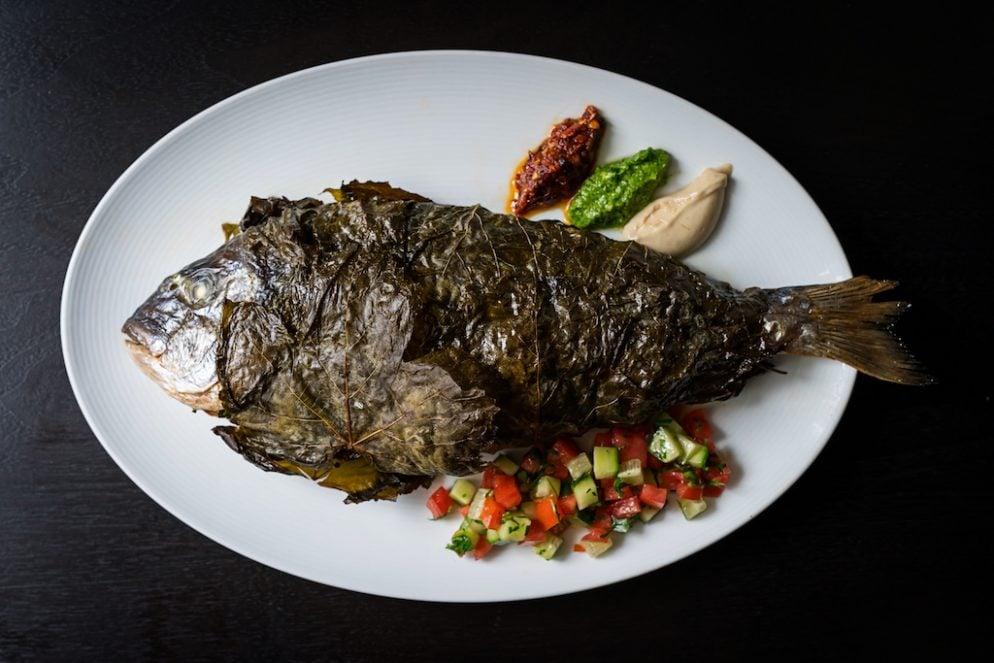 Restaurateur Ashok Bajaj Will Open Modern Israeli Sababa in Cleveland Park