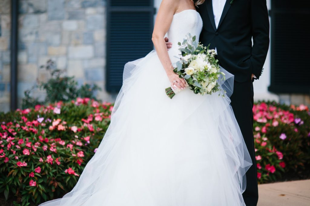 This Golf-Loving Couple Hit a Hole in One with an Elegant Army Navy Country Club Wedding images 14