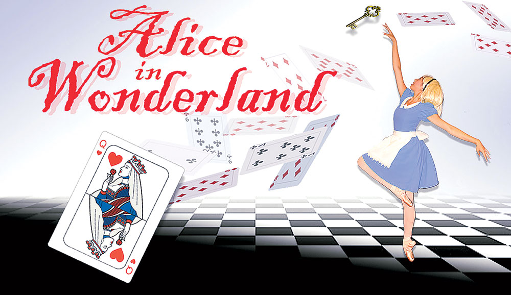 Alice in Wonderland, presented by Metropolitan Ballet Theatre