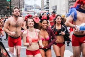 This Saturday, Prepare To See 1,000 Runners in Underwear in Downtown DC