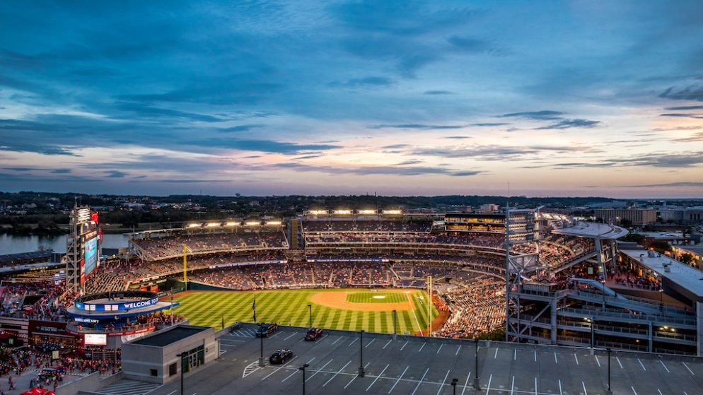 Look Inside These Apartments with Insane Views of Nats Park