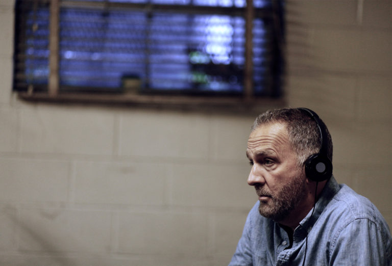 Pelecanos got behind the camera as director for this first time with this project.