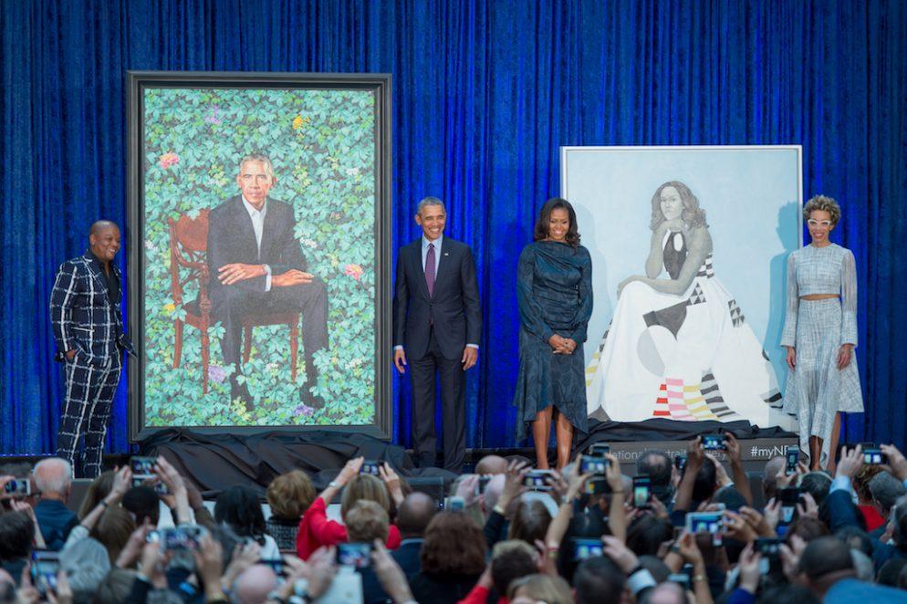 Obama's New Portrait Brings My Memories Full Circle