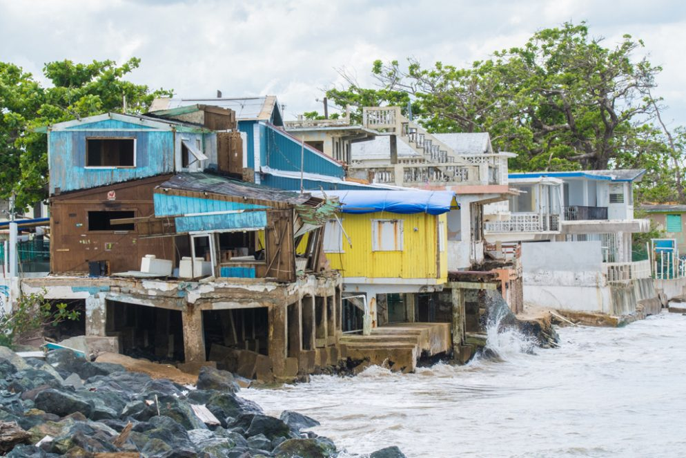 George Washington University's Public Health School Is Looking for the Lessons in Hurricane Maria