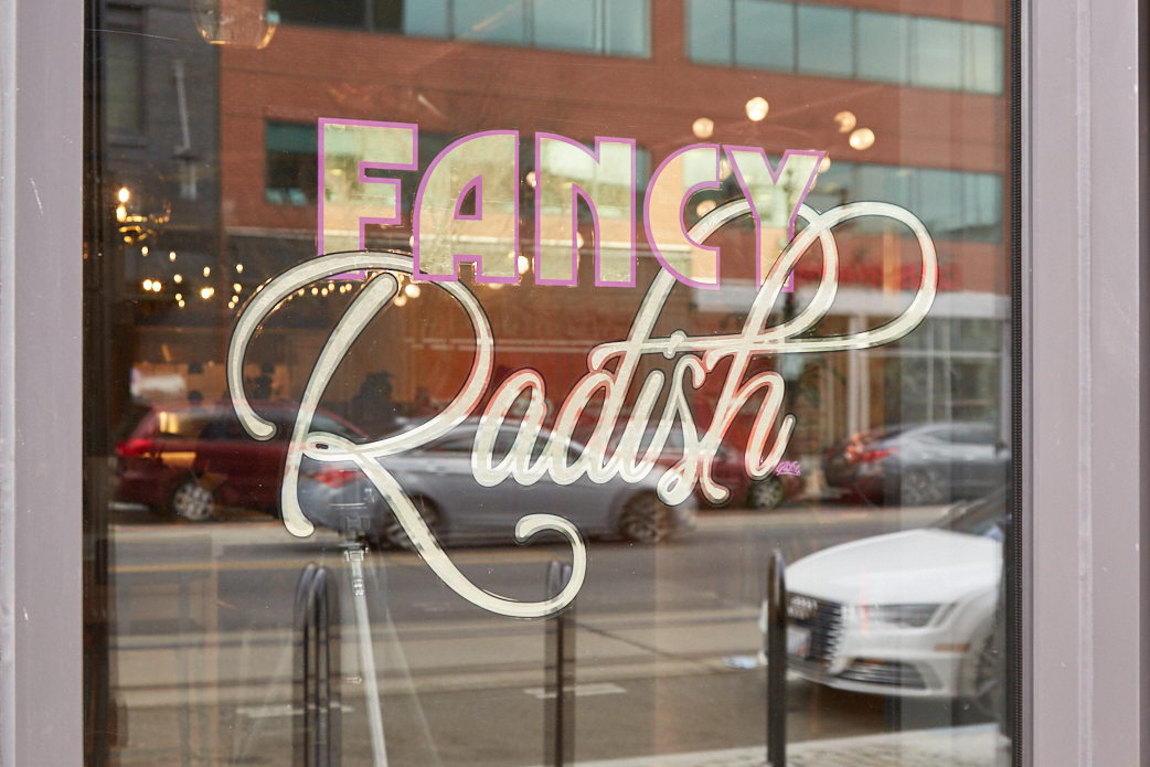 Fancy Radish H Street DC.