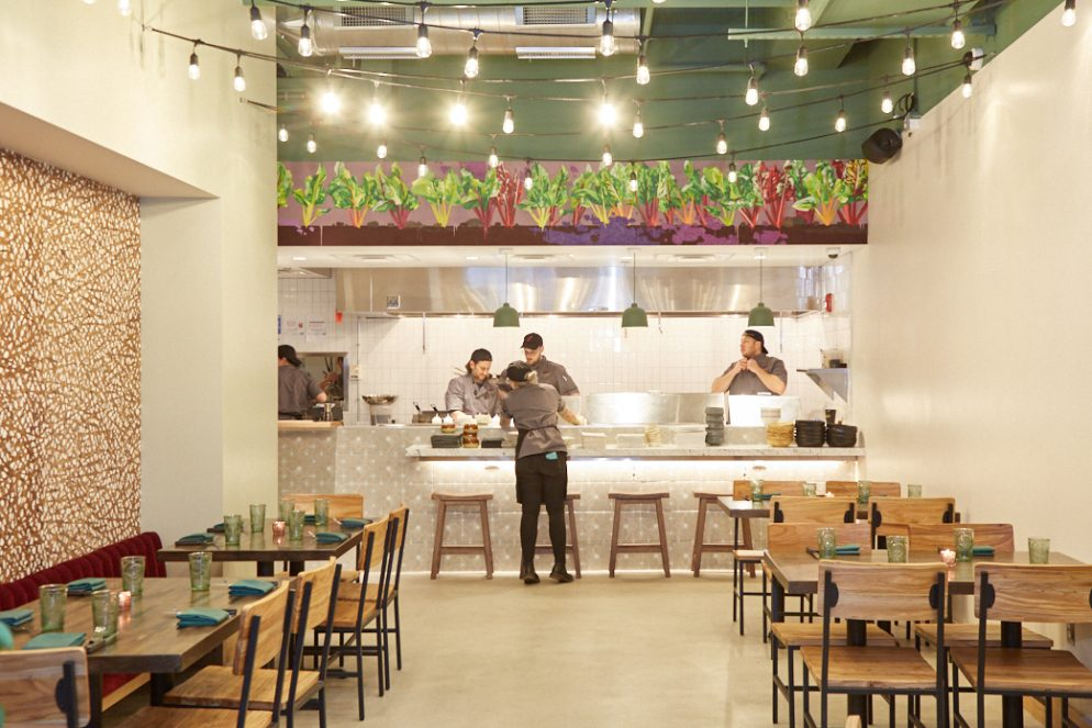 Fancy Radish from Philadelphia's Vedge Restaurateurs Opens on H Street This Week