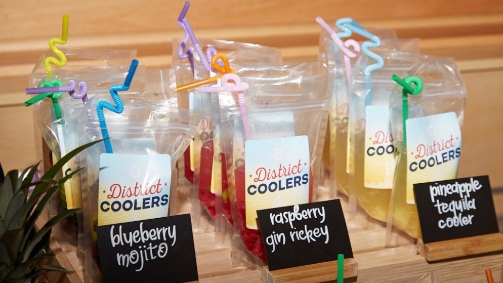 Nationals Park Will Serve Boozy Capri Sun Knockoffs and Street Skewers This Season