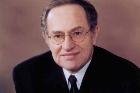 Alan Dershowitz Is Not Going to Join Trump's Legal Team