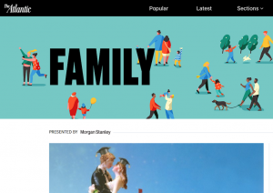 The Atlantic Just Launched a Family Section. It's Not Just for Parents.