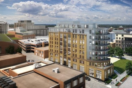 First Look: New Condos Targeted at First-Time Buyers Coming to NoMa