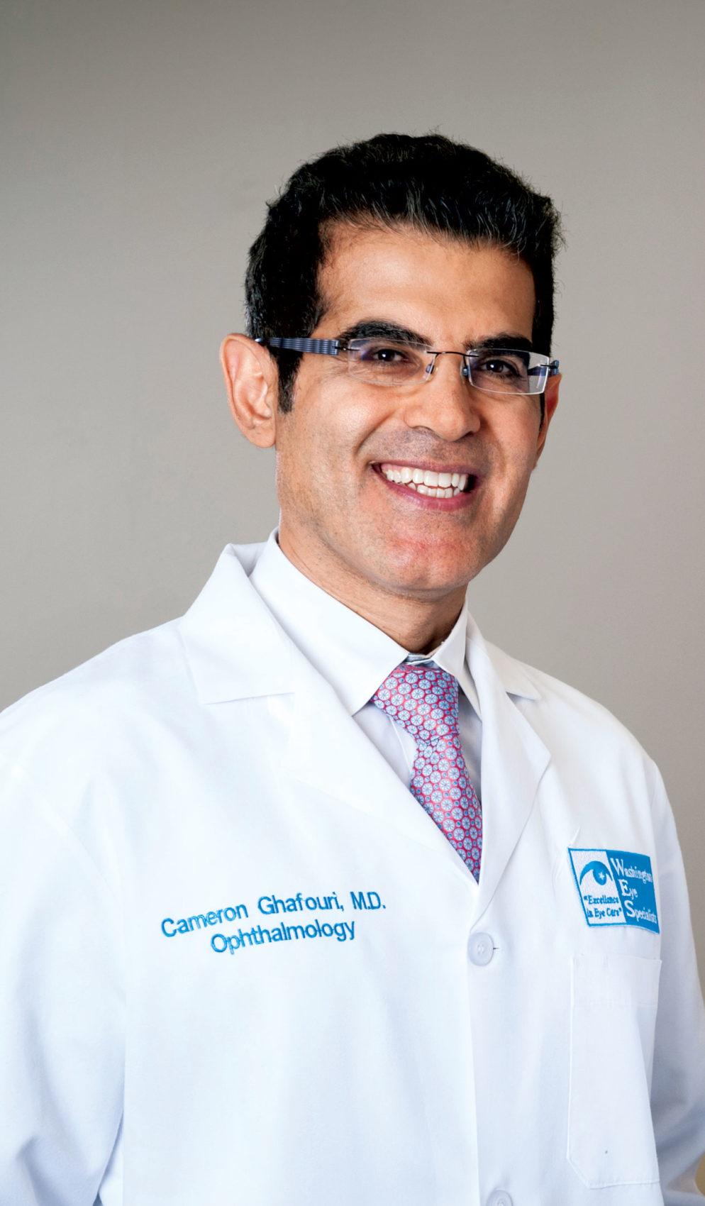 Cameron Ghafouri