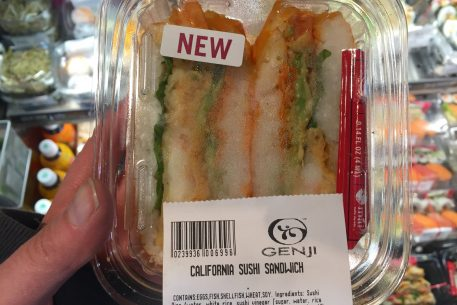 We Tried Whole Foods' Sushi Sandwiches So You Don't Have To