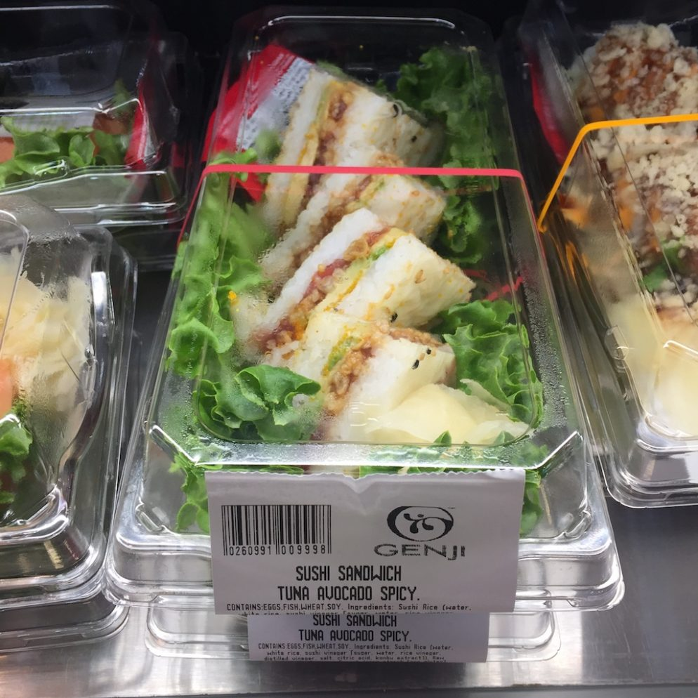 Does Whole Foods Sell Sushi