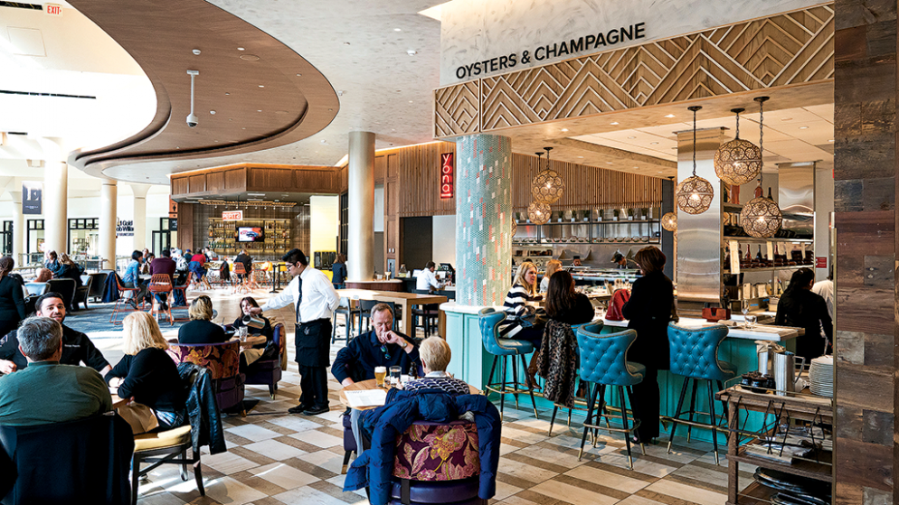 Mike Isabella's Food Hall Is In Trouble