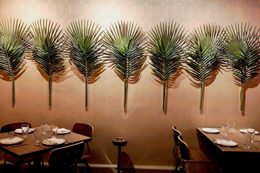 Sababa modern Israeli restaurant Cleveland Park.